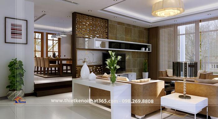 Thiết kế nội thất biệt thự nhà anh Khánh – Vĩnh Yên – Vĩnh Phúc