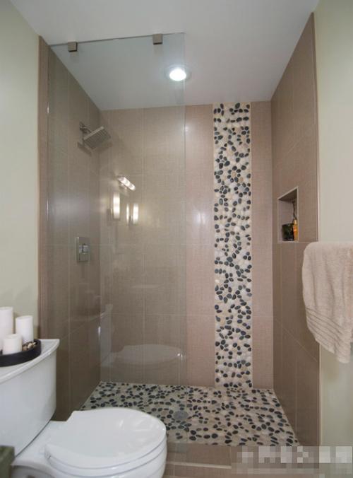 Phòng vệ sinh đẹp và hiện đại