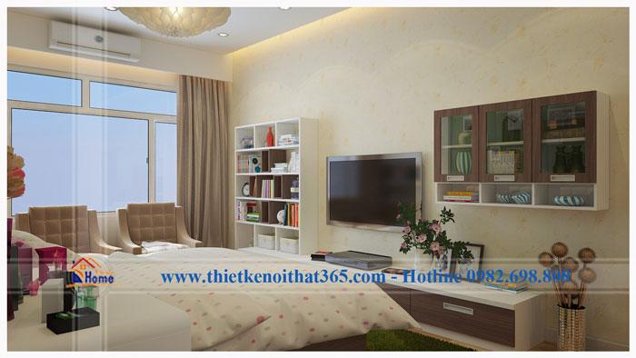Giải pháp khi mua chung cư và thiết kế nội thất chung cư.
