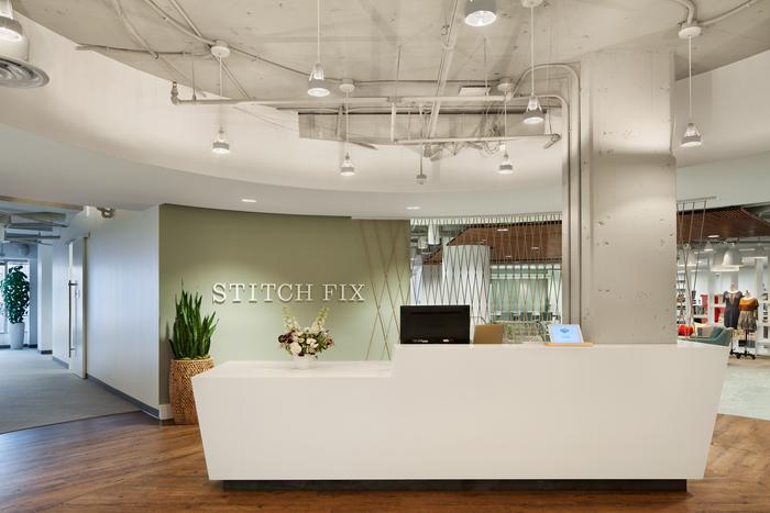 văn phòng mới đẹp của công ty stitch