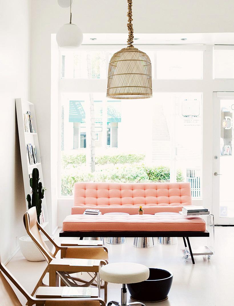Thietkenoithat365.com -12 Mẫu ghế sofa màu hồng đặc sắc cho ngôi nhà bạn