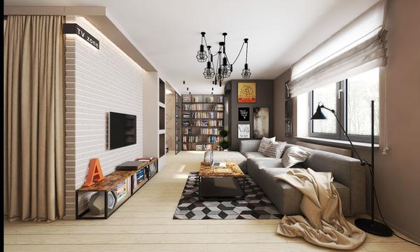 Thiết kế nội thất đẹp chung cư mini hiệu quả nhất