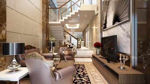 Thiết kế tối ưu cho nhà dài và hẹp