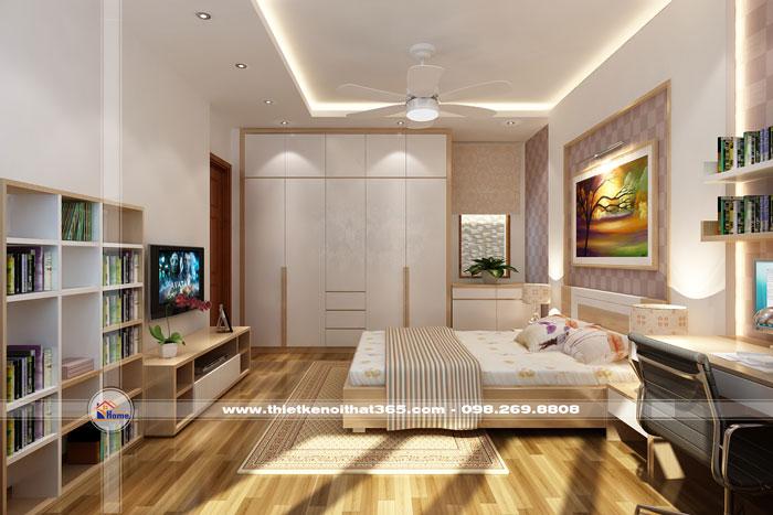 Bộ sưu tập mẫu thiết kế nội thất phòng ngủ đẹp và hiện đại năm 2017