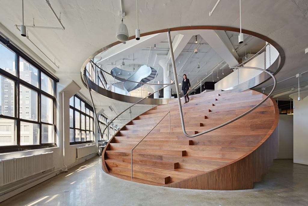 8 thiết kế văn phòng đẹp như mơ trên thế giới