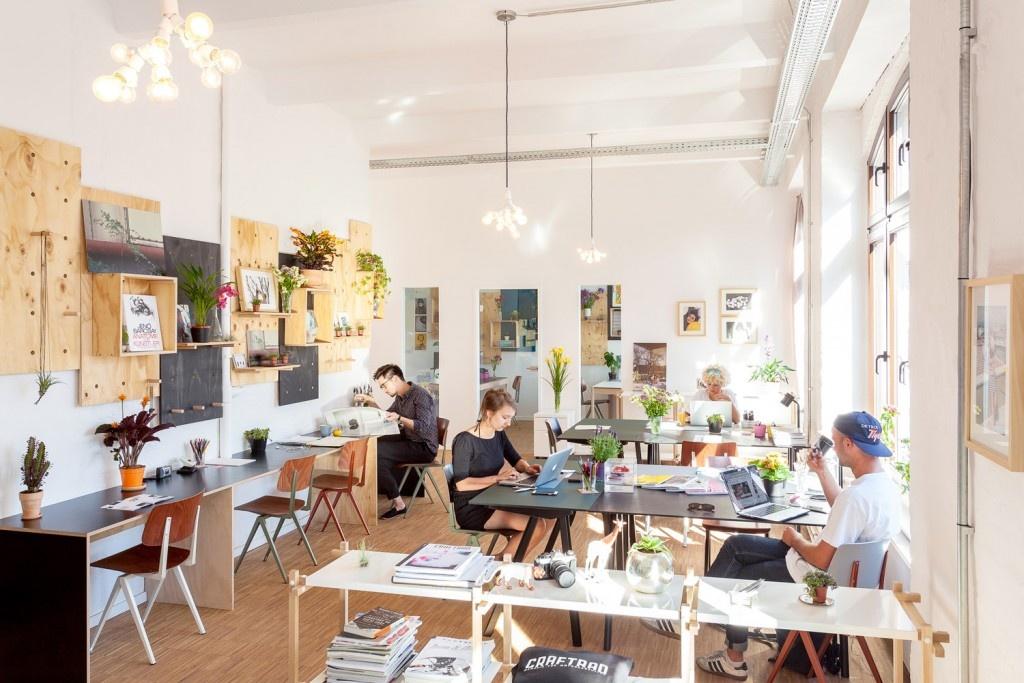 Xu hướng thiết kế nội thất văn phòng đẹp năm 2018