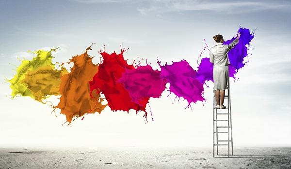 Thiết kế văn phòng – khi màu sắc tạo nên năng suất làm việc