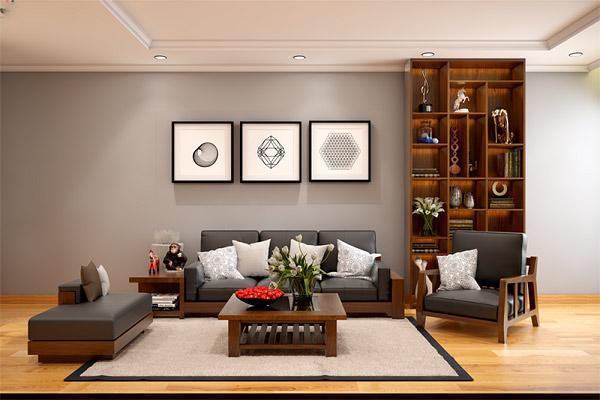 Thiết kế nội thất chung cư đẹp mỹ mãn